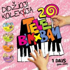 4CD Didžioji Tele Bim-Bam kolekcija - 1