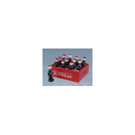 Dėžė su Coca Cola