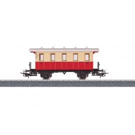 Keleivinis vagonas