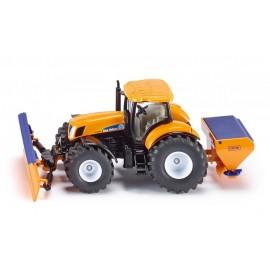 Traktorius su barstytuvu