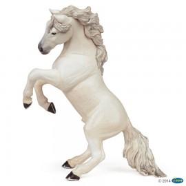 Baltojo žirgo figūrėlė