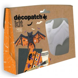 """Decopatch mini rinkinys """"Šikšnosparnis"""""""