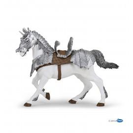 Žirgo su šarvais figūrėlė