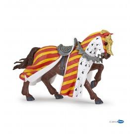 Turnyro žirgo figūrėlė