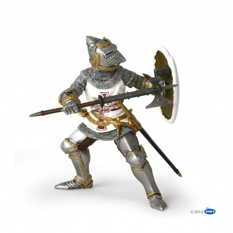 Kryžiuočių riterio figūrėlė