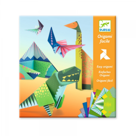 Origami dinozaurai
