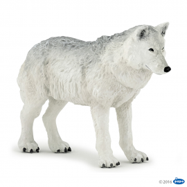 Arktinio vilko figūrėlė