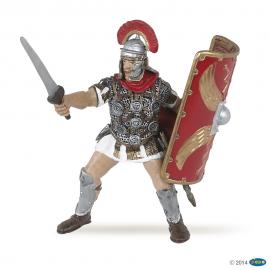 Romėnų kario figūrėlė