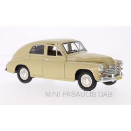 GAZ Pobeda M20, 1946