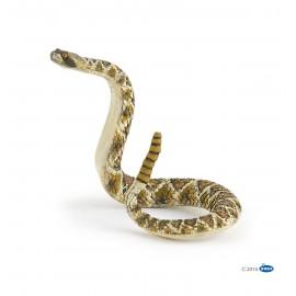 Gyvatės barškuolės figūrėlė