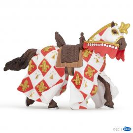 Lelijų riterio žirgo figūrėlė