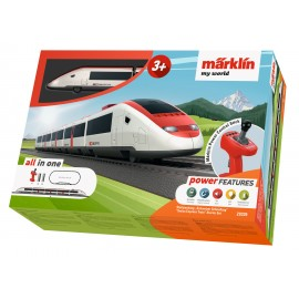 "Märklin my world - ""Swiss Express Train"" Starter Set"