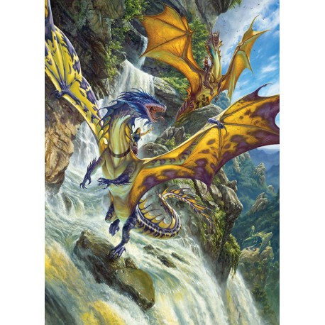 Vandens drakonai