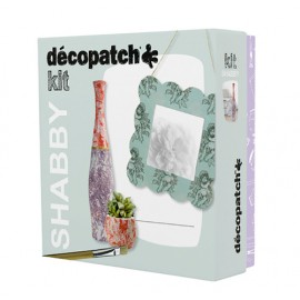 Decopatch Shabby big kit