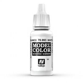 Akriliniai dažai - matinė pilkai balta