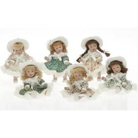 Porcelianinė lėlytė