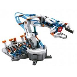 Konstruktorius - hidraulinė roboto ranka