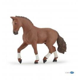 Bėro Hanoverio žirgo figūrėlė