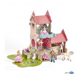 3D Princesių pilis