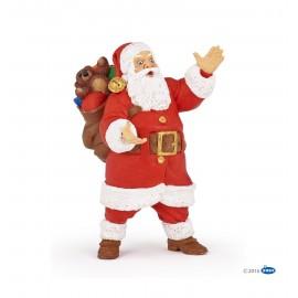 Kalėdų senelio figūrėlė