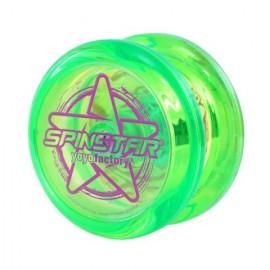 Žalias YoYo Spinstar