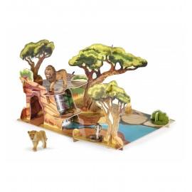 Wild Animals Gift Box