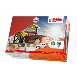 "Märklin my world - ""Loading Station"" Building Kit"