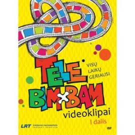 DVD TELEIMBAM videoklipai - 1