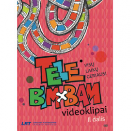 DVD TELEIMBAM videoklipai - 2