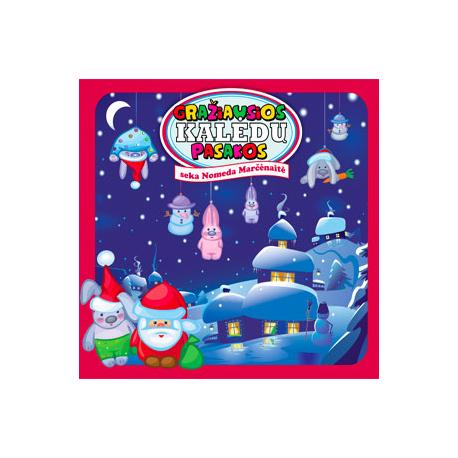 CD Gražiausios Kalėdų pasakos