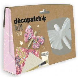 "Decopatch mini rinkinys ""Drugelis"""