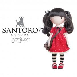 Gorjuss doll Ruby