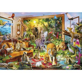 Coming to Life Jigsaw Puzzle