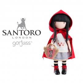 Gorjuss doll Little Red Riding Hood