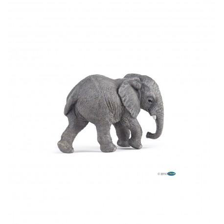 Afrikinio dramblio jauniklio figūrėlė