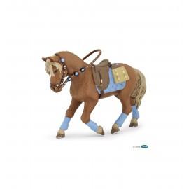 Pabalnoto žirgo figūrėlė