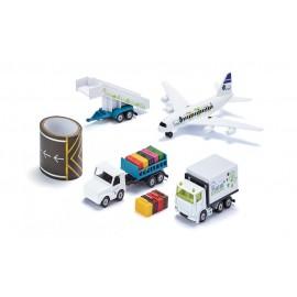 Oro uosto modelių rinkinys