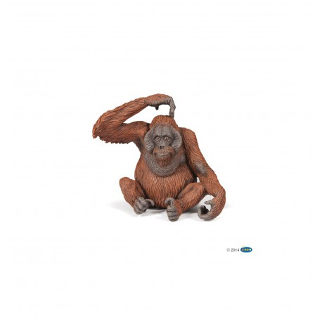 Orangutango figūrėlė