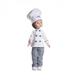 Lėlė Carlos Chef