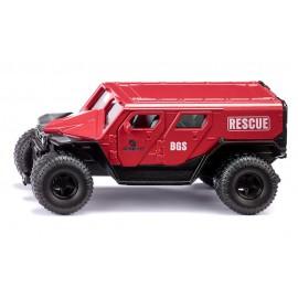 GHE-O gelbėtojų automobilis