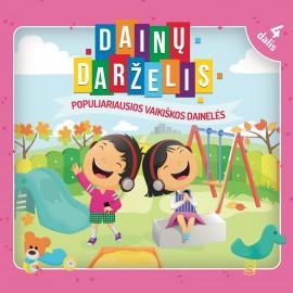 CD Dainų Darželis 4