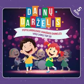 CD Dainų Darželis 5