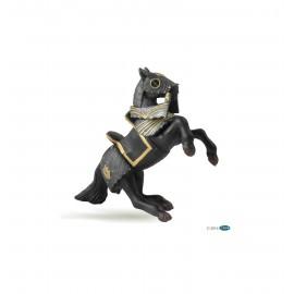 Juodojo riterio žirgo figūrėlė