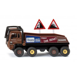 HS Hosch MAN sunkvežimis