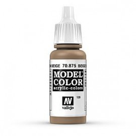 Acrylic color - Beige Brown
