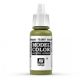 Acrylic colour - Golden Olive