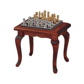 Šachmatų staliukas