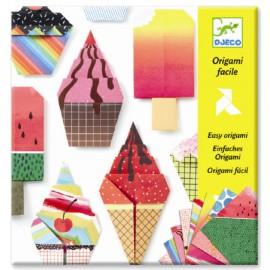 Origami ledai
