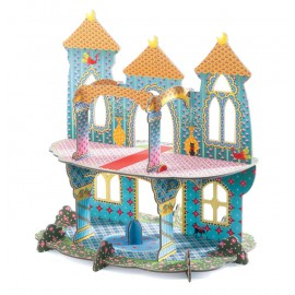 3D Castle of Wonders