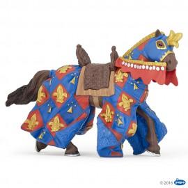 Leijų riterio žirgo figūrėlė